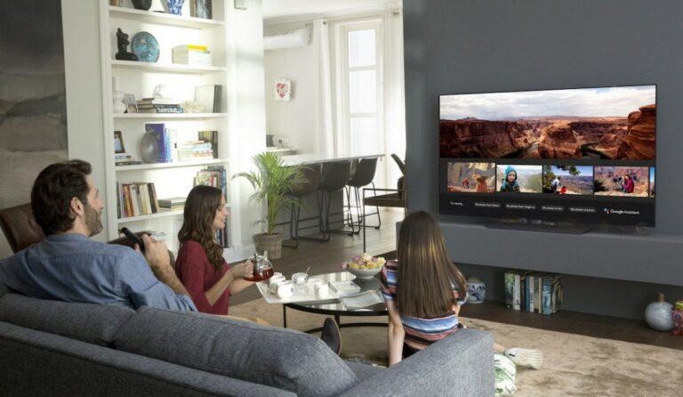 Ein weiter Weg bis dorthin: LG macht es seinen Kunden schwer, TV-Geräte miteinander zu vergleichen. Bild: LG