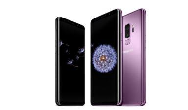 Ein Galaxy S9 ist sicherlich nicht weniger attraktiv für Spieler - bezogen auf die Leistung auf keinen Fall. (Foto: Samsung)