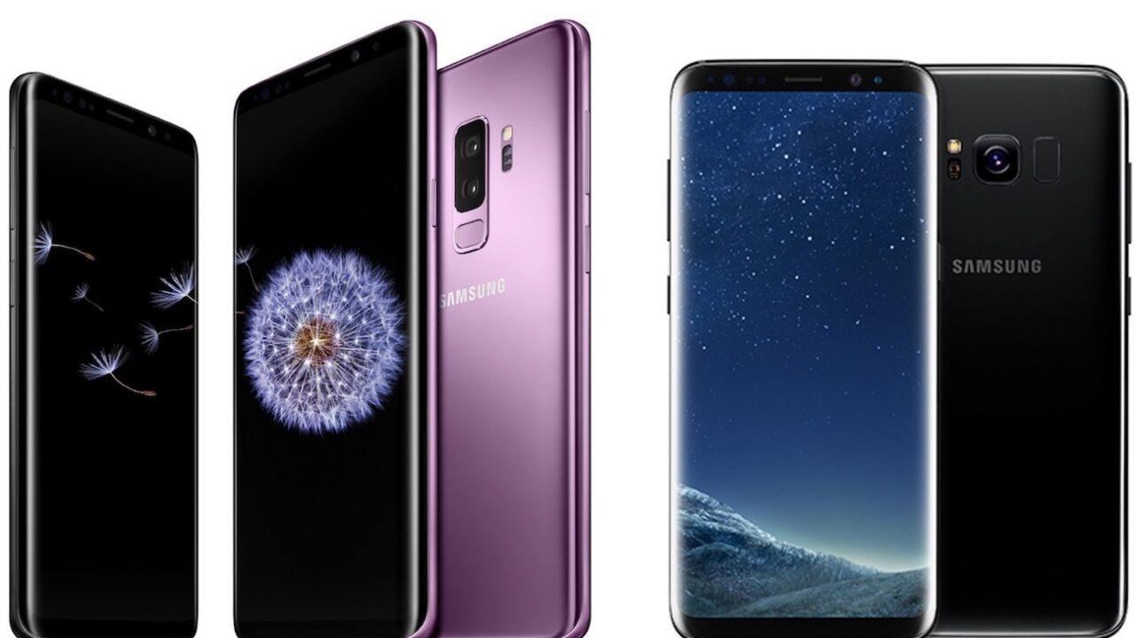 Samsung Galaxy S9 vs. Galaxy S8: Welches Smartphone ist das bessere für euch?