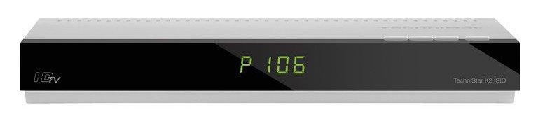 Der DVB-C-Receiver TechniSat TechniStar K 2 ISIO kann sich die Programme auch aus dem Internet herunterladen (Bild: TechniSat)