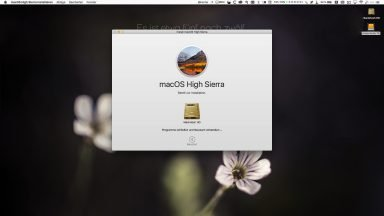 Update High Sierra