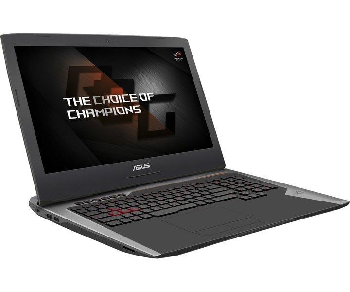 Manche Gaminglaptops wie der Asus G752VS eignen sich auch fürs Business und Profi-Anwendungen. (Foto: Asus)