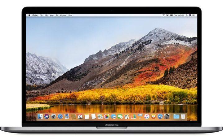 So ein Macbook Pro ist schön. Und teuer. (Foto: Apple)