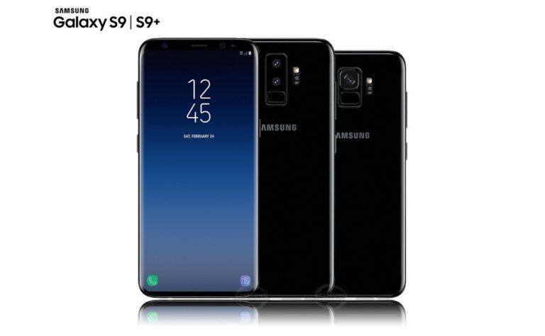 Dualkamera nur im größeren Samsung Galaxy S9 Plus