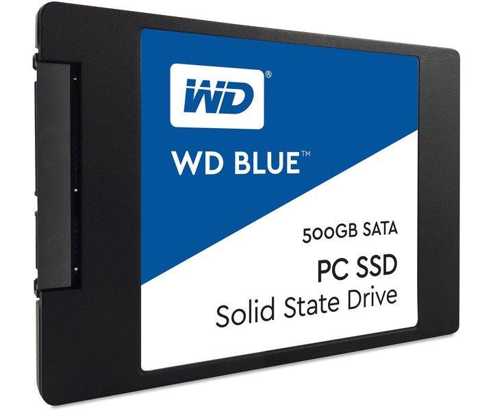 Eine SSD macht eurem alten Laptop Tempo. (Foto: WD)