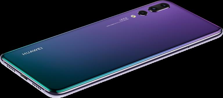 Huawei P20 Pro Rückseite