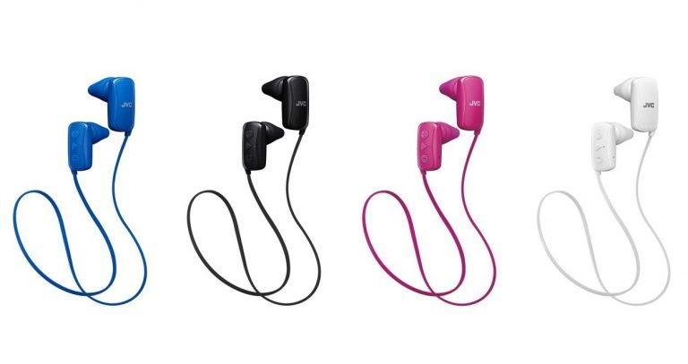 Kabelloser Bluetooth-Sportkopfhörer JVC HA-F250-BT