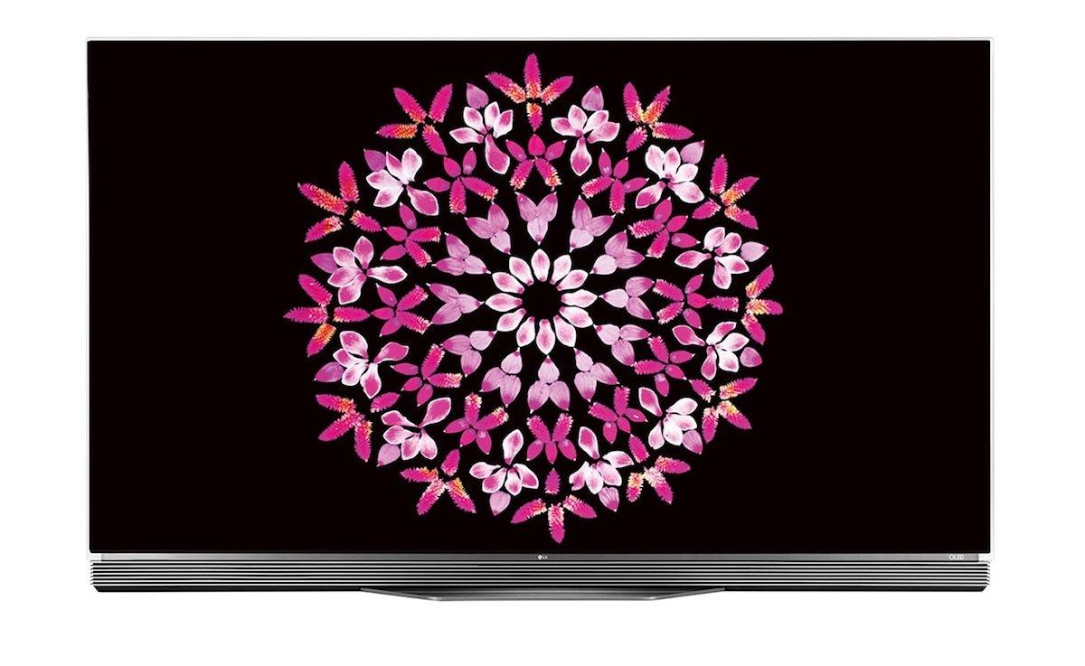 OLED-Fernseher zeigen ein tiefes Schwarz und kräftige Farben (Bild: LG)