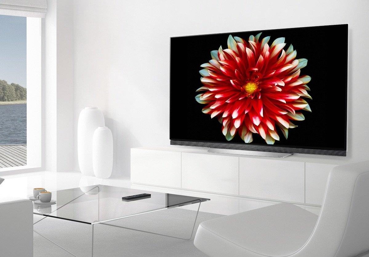 LG OLED-TV 55E7N