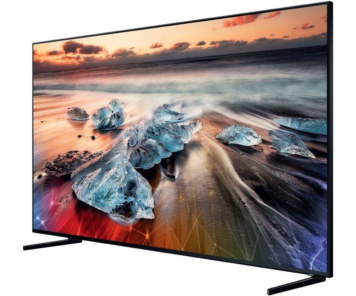 Große Fernseher lohnen sich durchaus jetzt schon. (Foto: Samsung)