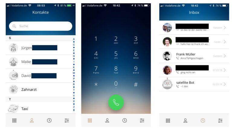 Telefonieren ohne Sim-Karte