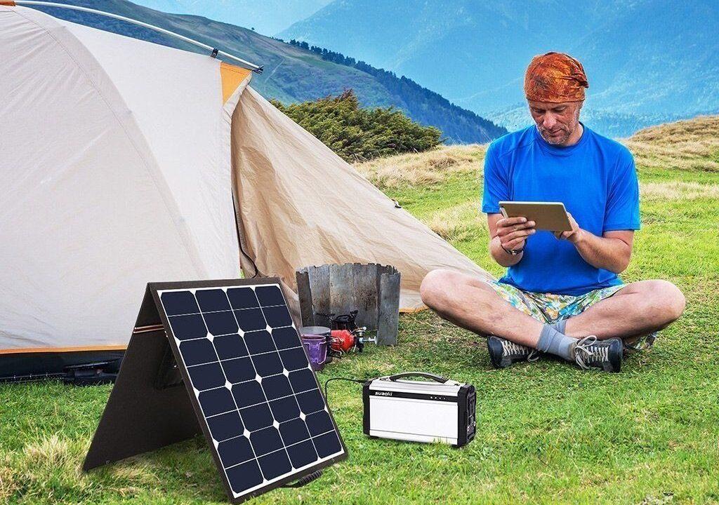 Laptop mit Solarenergie laden: So geht's