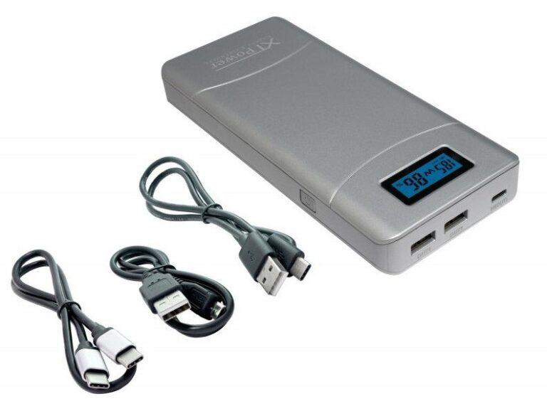 Diese Powerbank von XT unterstützt USB PD. (Foto: XT)