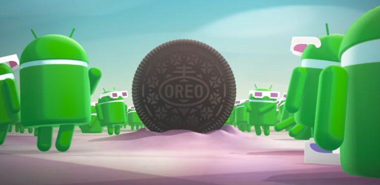 Android 8 besitzt auch die Bezeichnung Oreo. Ja, wie der Keks. (Foto: Google)