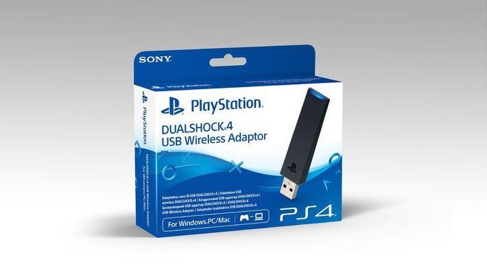 Mit diesem Adapter geht's auch schnurlos mit PlayStation Now. (Foto: Sony)