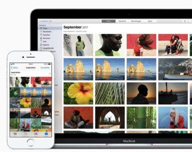 Alle Bilder auf dem iPhone löschen