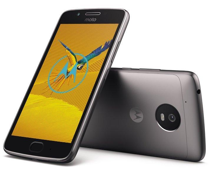 Das Moto G5 bekommt Android 8. (Foto: Motorola / Lenovo)