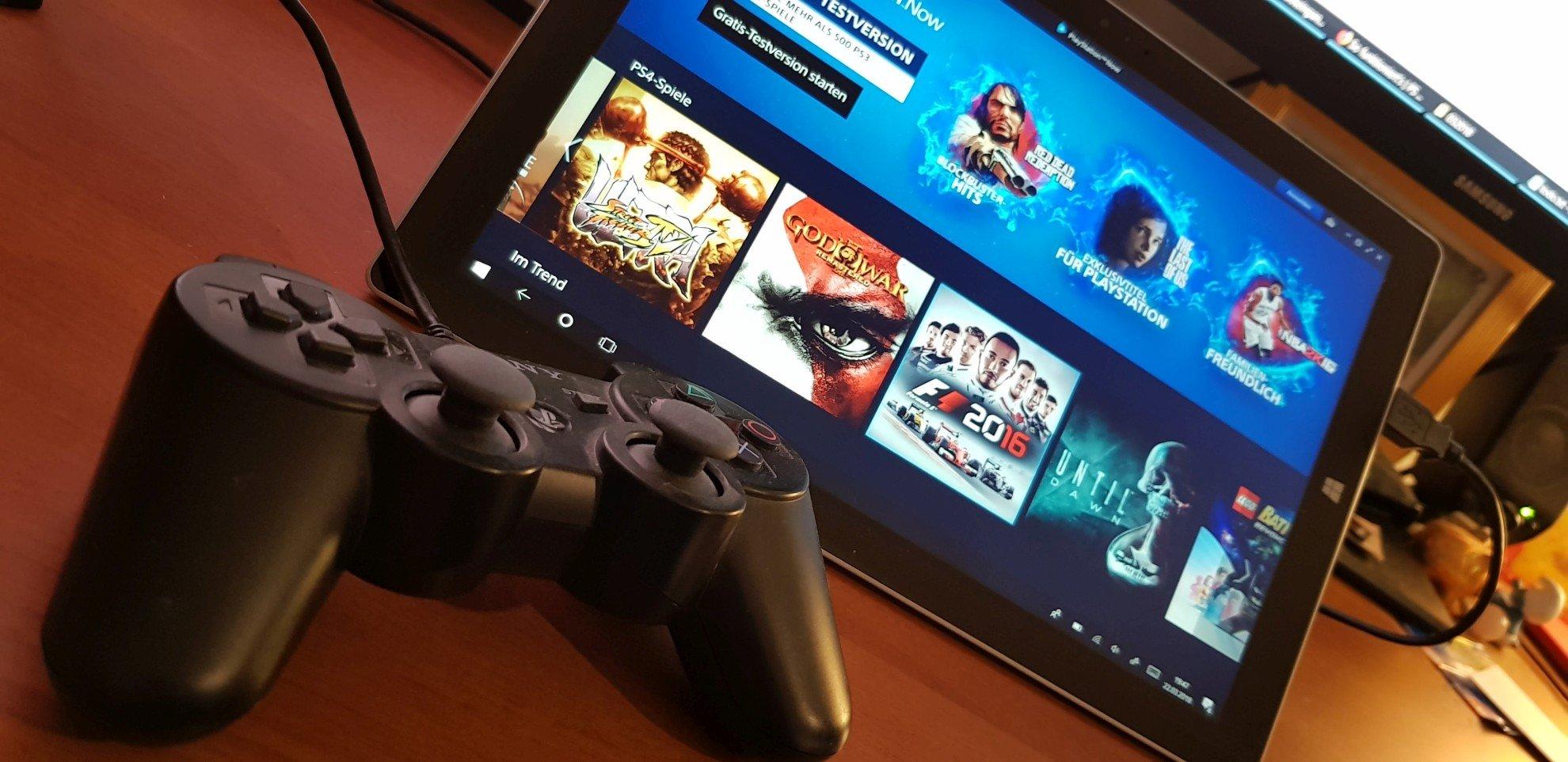 PlayStation Now Im Test: So Spielt Ihr PS4- Und PS3-Games