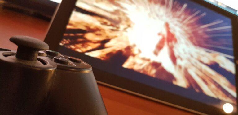 Konsolenspiele am PC? (Foto: Sven Wernicke)