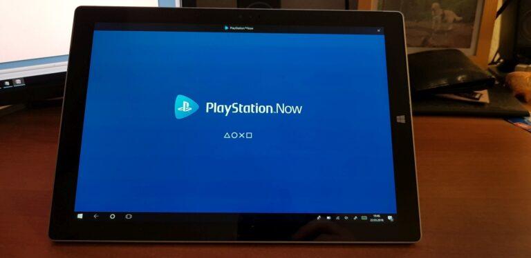 PlayStation Now bringt PS4- und PS3- Spiele auf den PC. (Foto: Sven Wernicke)