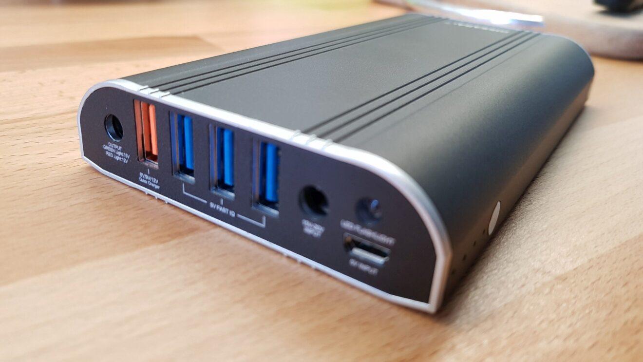 Die richtige Powerbank für euren Laptop: Mehr Energie unterwegs