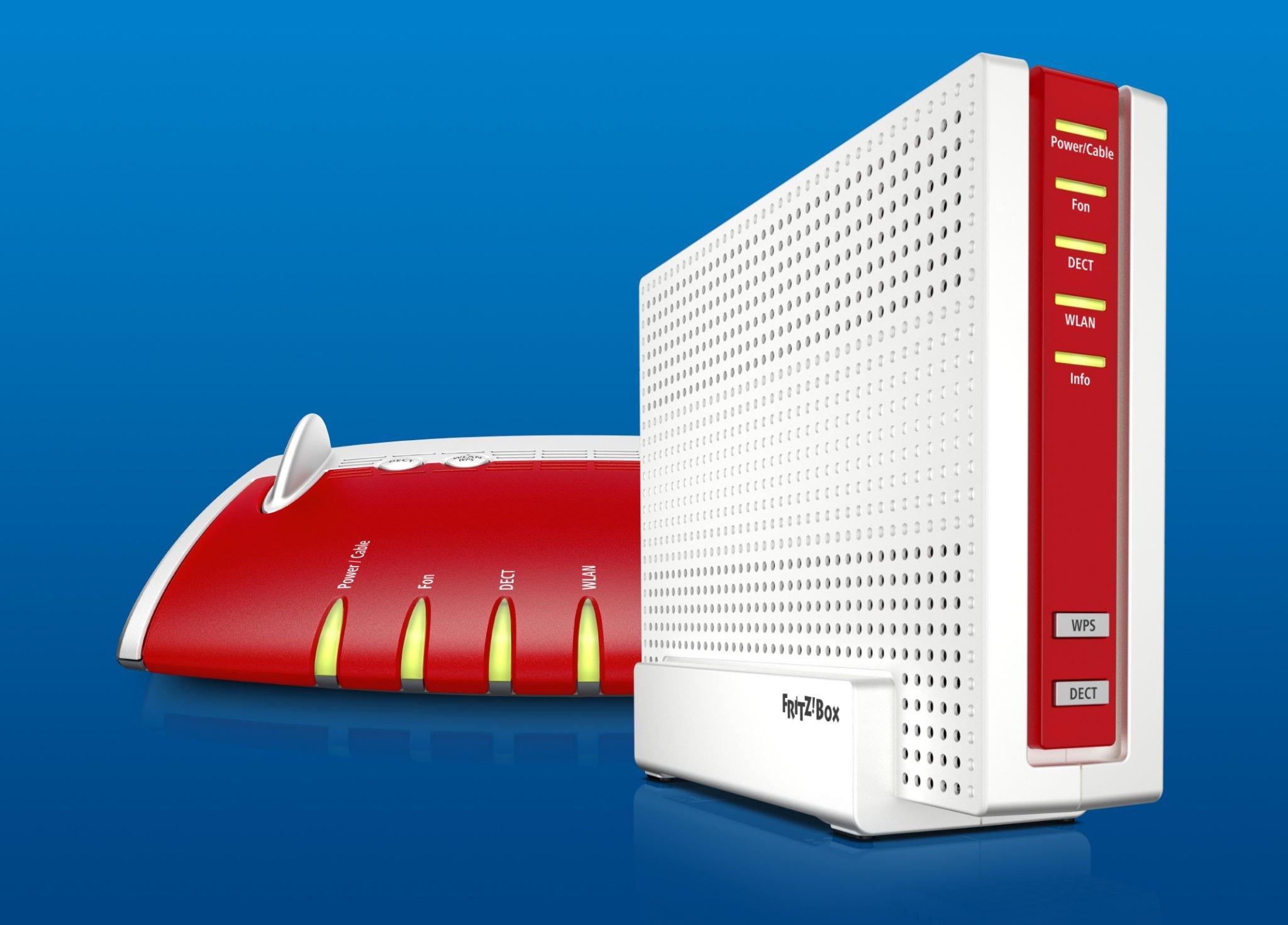 Diese Fritzbox L 228 Sst Dich Kabelfernsehen Auf Dem Tablet