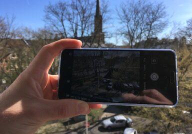 Huawei P20 Pro Kamera Ersteindruck