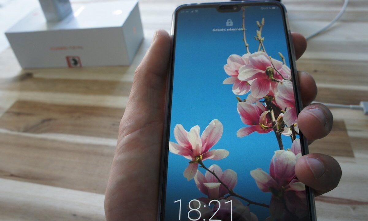 Huawei P20 Pro im Test: Der große Sprung nach vorne