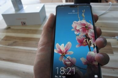 Huawei P20 Pro: erhielt bislang die besten Noten bei uns im Test.