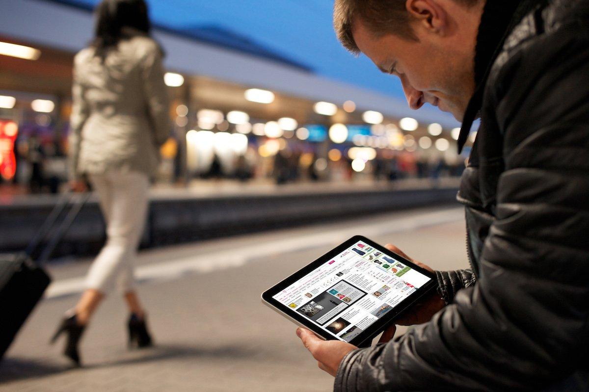Mobile Datentarife. Bild: Telekom