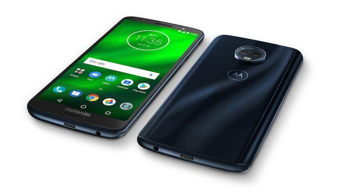 Motorola Moto G6: Die Durchschnittsfamilie ist gewachsen