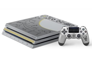 Playstation 4 God of War-Edition
