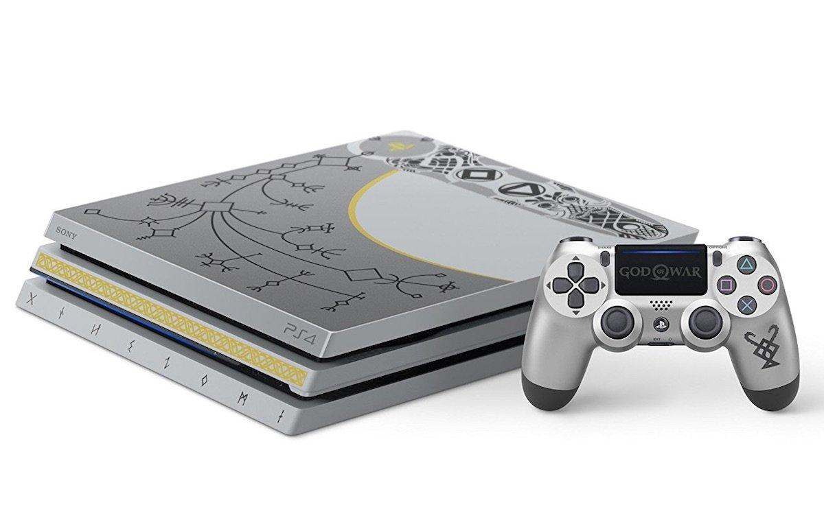 Playstation 4 God of War-Edition