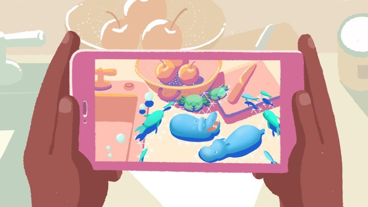 ARCore: So erlebt ihr Augmented Reality auf eurem Android-Smartphone