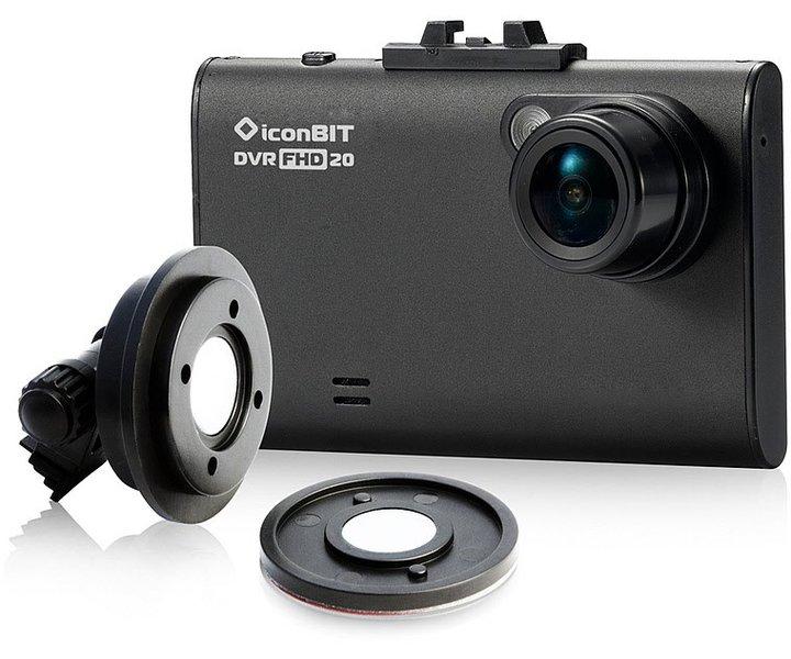 Dashcams - für jede Preisklasse was dabei. (Foto: iconbit)