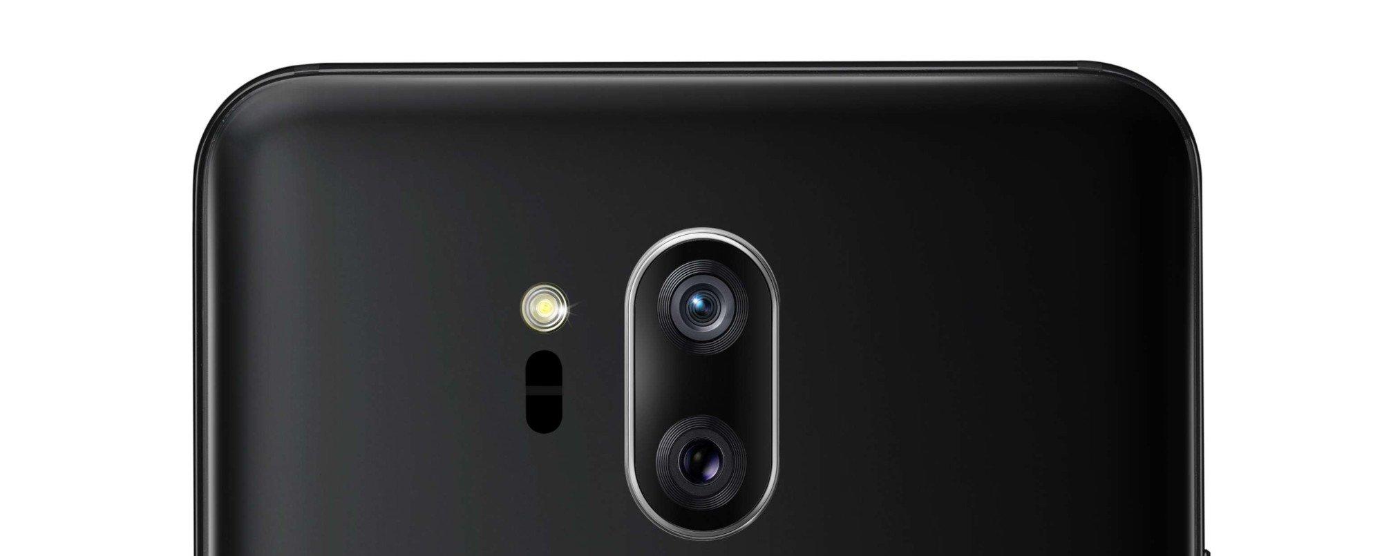 LG G7 ThinQ nur mit Dualkamera: Schöne Bilder soll aber auch die ThinQ-Technik bringen (Bild: LG)