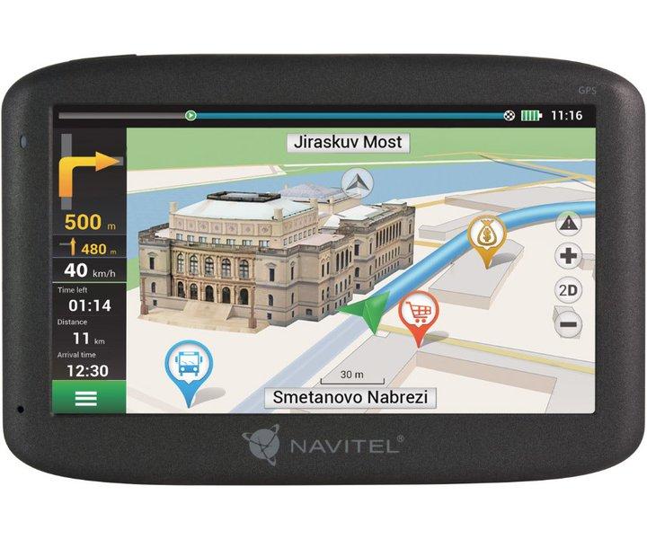 Hersteller Navitel setzt unter anderem auf Android und Linux als Betriebssysteme. (Foto: Navitel)