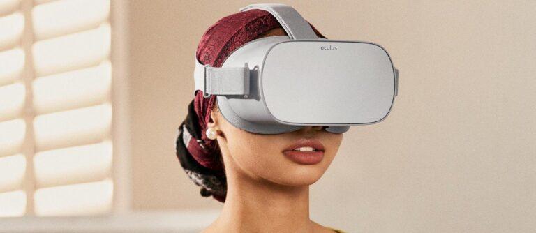 Groß, aber leicht. (Foto: Oculus VR)