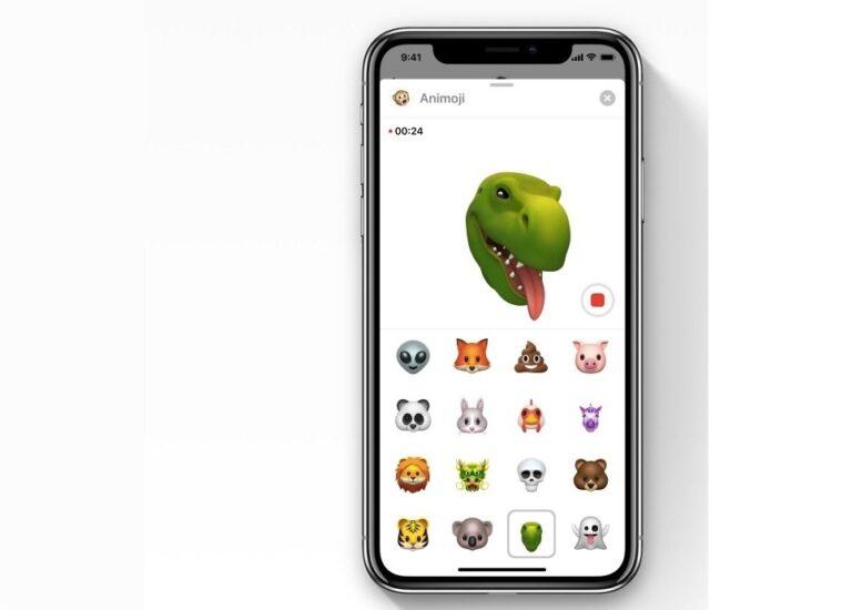 Dass es jetzt Dinosaurier-Animojis gibt, die die Zunge herausstrecken können, ist Apple tatsächlich eine Meldung wert.