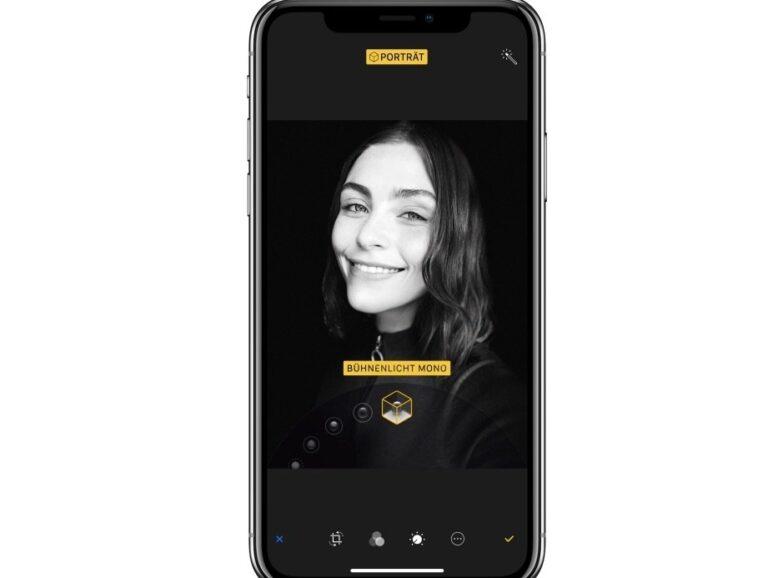 Auch das Bühnenlicht im iPhone X ist eine Art künstliche Intelligenz. Bei solchen Anwendungsfällen wird es wohl vorerst bleiben.