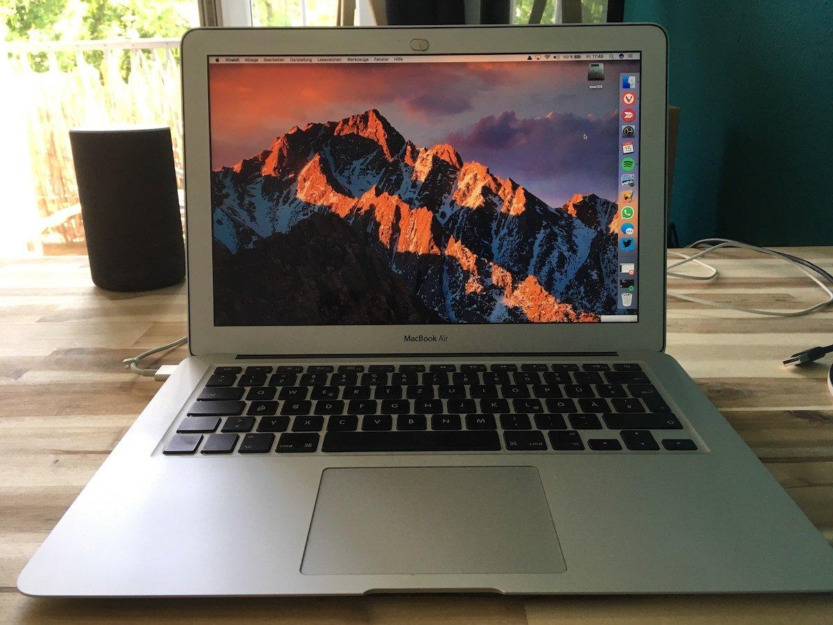 Alle 5 Jahre ein neuer Laptop? Diesmal nicht