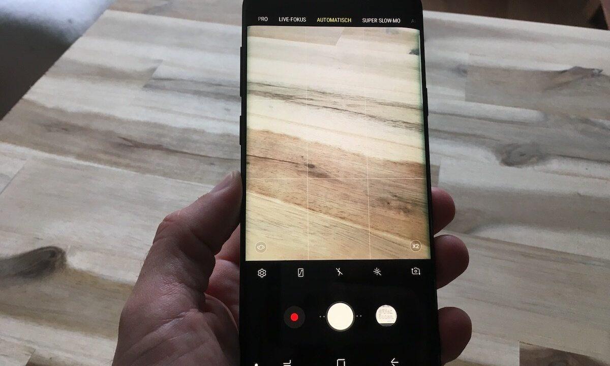 Erfahrungsbericht Samsung Galaxy S9+: Zweites Auge, zweiter Sieger