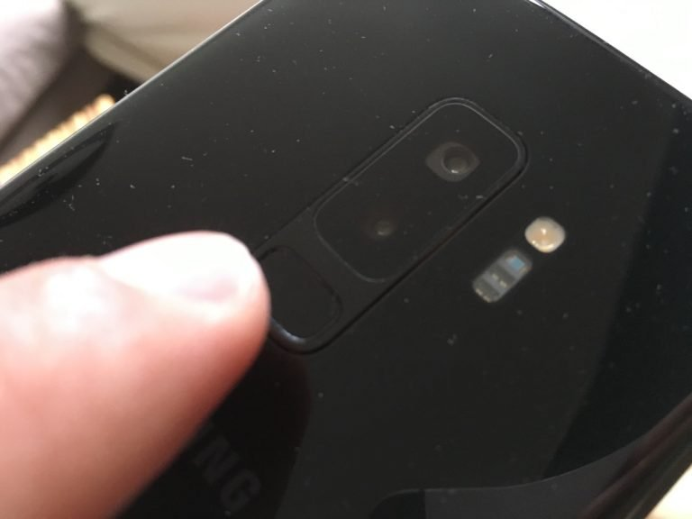 Zwei Linsen (Weitwinkel + Tele) gibt es leider nur im großen Galaxy S9+.
