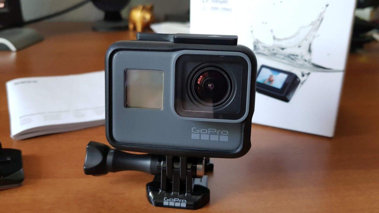 GoPro Hero 2018: Mehr als nur eine Actioncam für Einsteiger