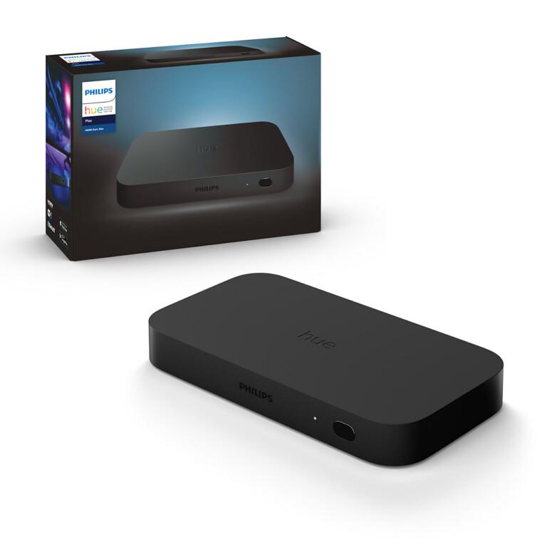 Das ist die Hue Play HDMI Sync Box. (Foto: Signify)