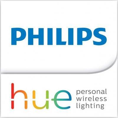 Mit dabei im Egardia Smart Home Set: Ein Philips Hue Starter Set
