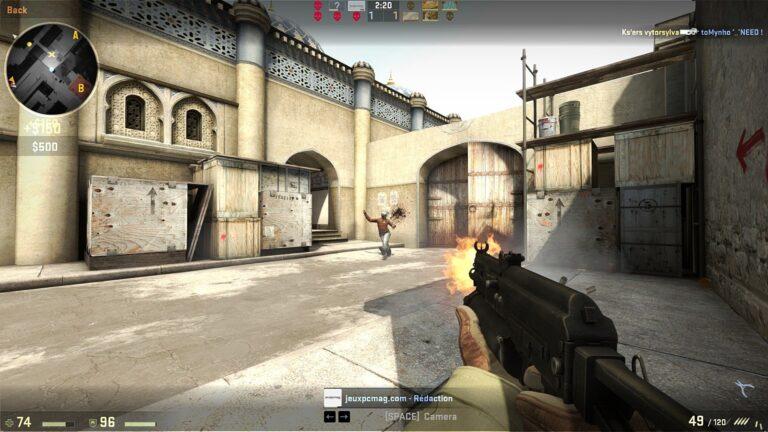 CSGO-kill