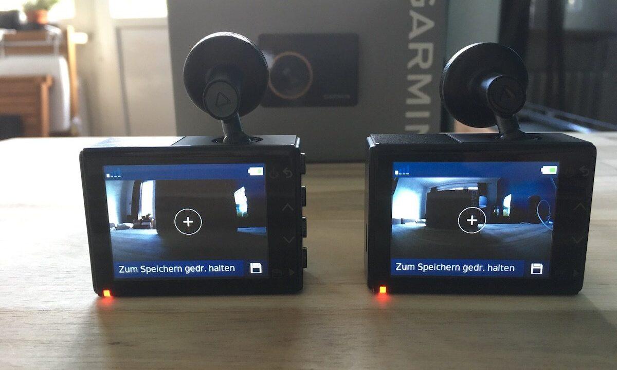 Garmin Dashcam 55 und 65 ausprobiert: Teure Kameras für die Ewigkeit