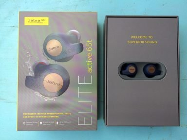 Jabra Bluetooth Headset Elite active 65t