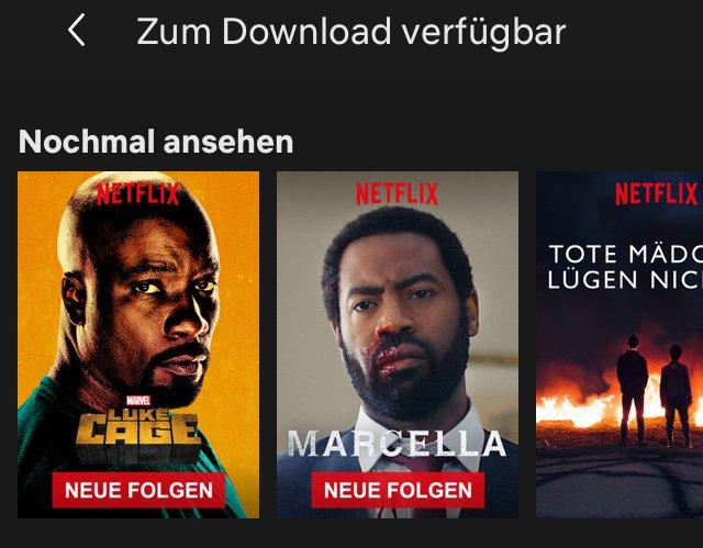 Netflix bietet Serien zum Download an. Das muss aber gar nicht immer, denn oft lassen sich Serien auch unterwegs streamen.